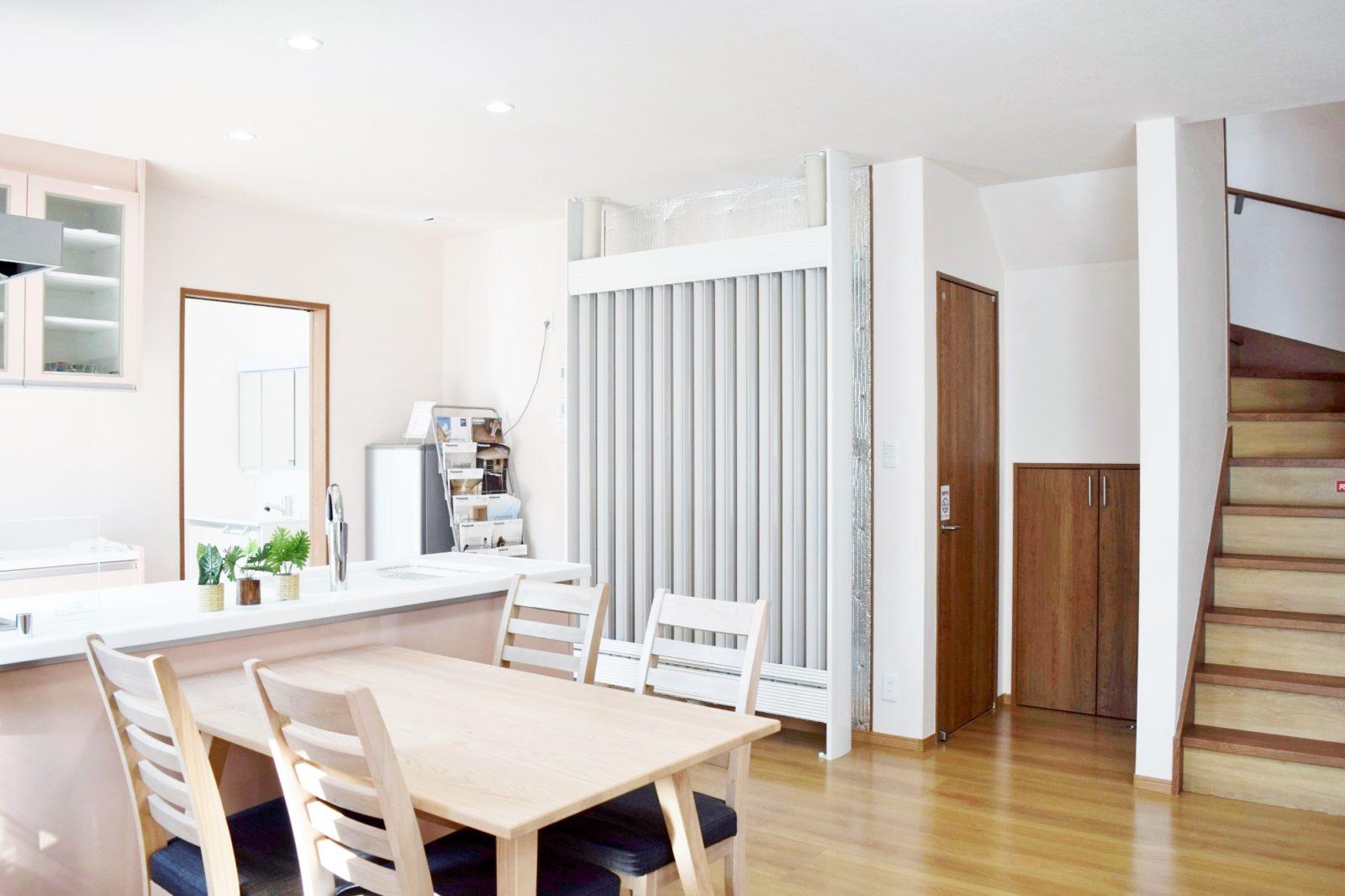 輻射式冷暖房システム光冷暖
